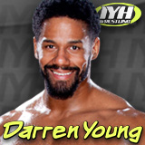 Darren Young aka Fred Rosser