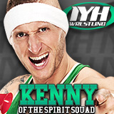 Kenny of The Spirit Squad