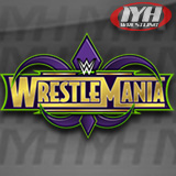 Wrestlemania 34 weekend!